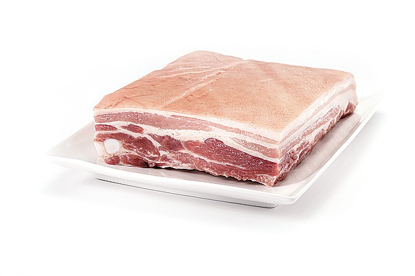Pork belly - bone in, bone out, bone out and rindless