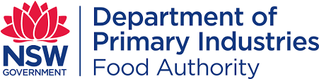 logo - Licensed and accredited by the NSW Food Authority.