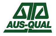 logo - Accreditation by AUS-Qual Certification Integrity Solutions and Quality Management Systems.
